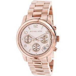 🌿 Michael Kors rose gold watch MK5128